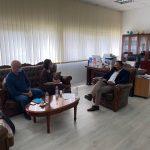 Kryetari Hyseni priti në takim përfaqësues të Demokracia Plus