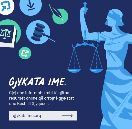 'Gjykata Ime' tashmë e qasshme dhe në shërbim të qytetarëve