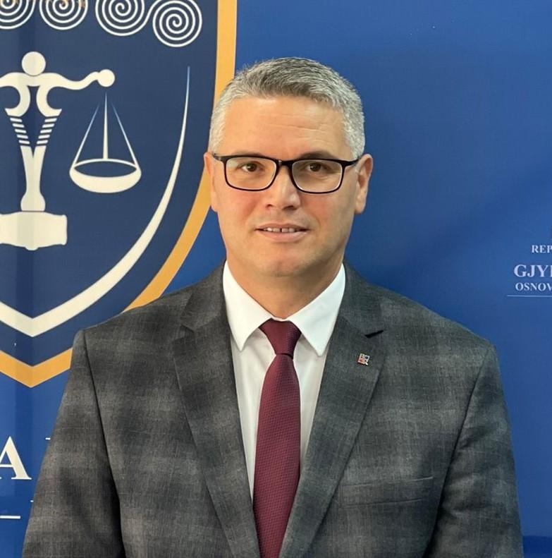Mustaf Tahiri zgjedhet kryetar i Gjykatës Themelore në Ferizaj