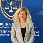 Mirlinda Bytyqi Rexhepi, caktohet nënkryetare e Gjykatës Themelore në Ferizaj